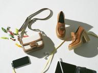 タイムレスに使えるハイカジュアルなバッグ&シューズが相棒!【カジュアル派Sの場合】