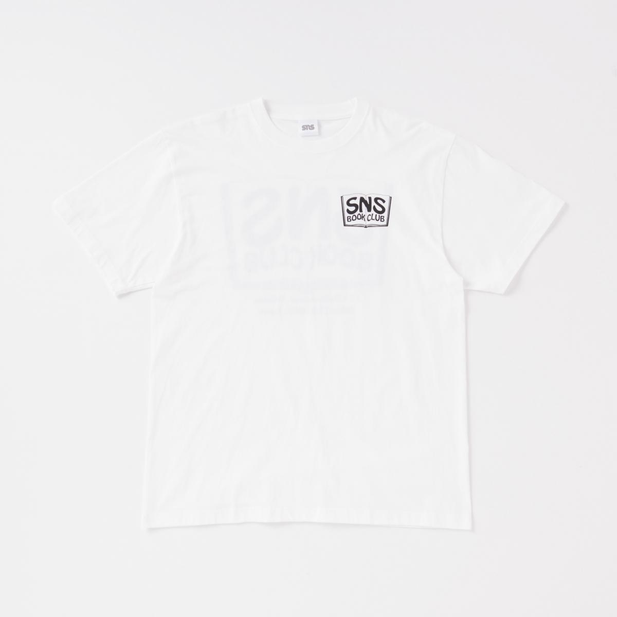 ビブリオマニアを体現するユニセックスTシャツ【エスエヌエス】