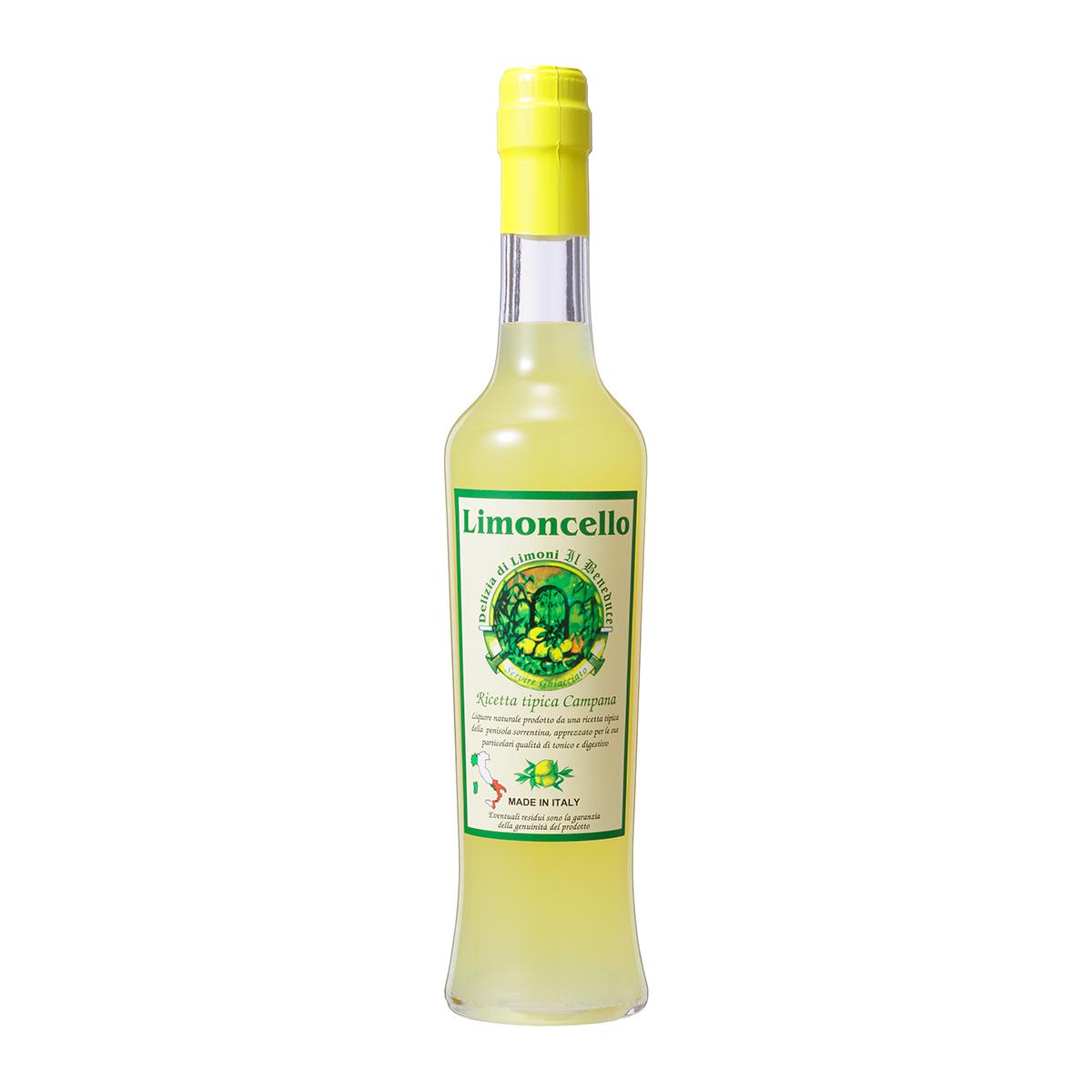 レモン好きにおすすめ「リモンチェッロ イル・ベネドゥーチェ」(エディターAリコメンド)