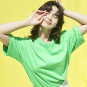 この夏毎日着たくなる!  31のTシャツ・アラモード。