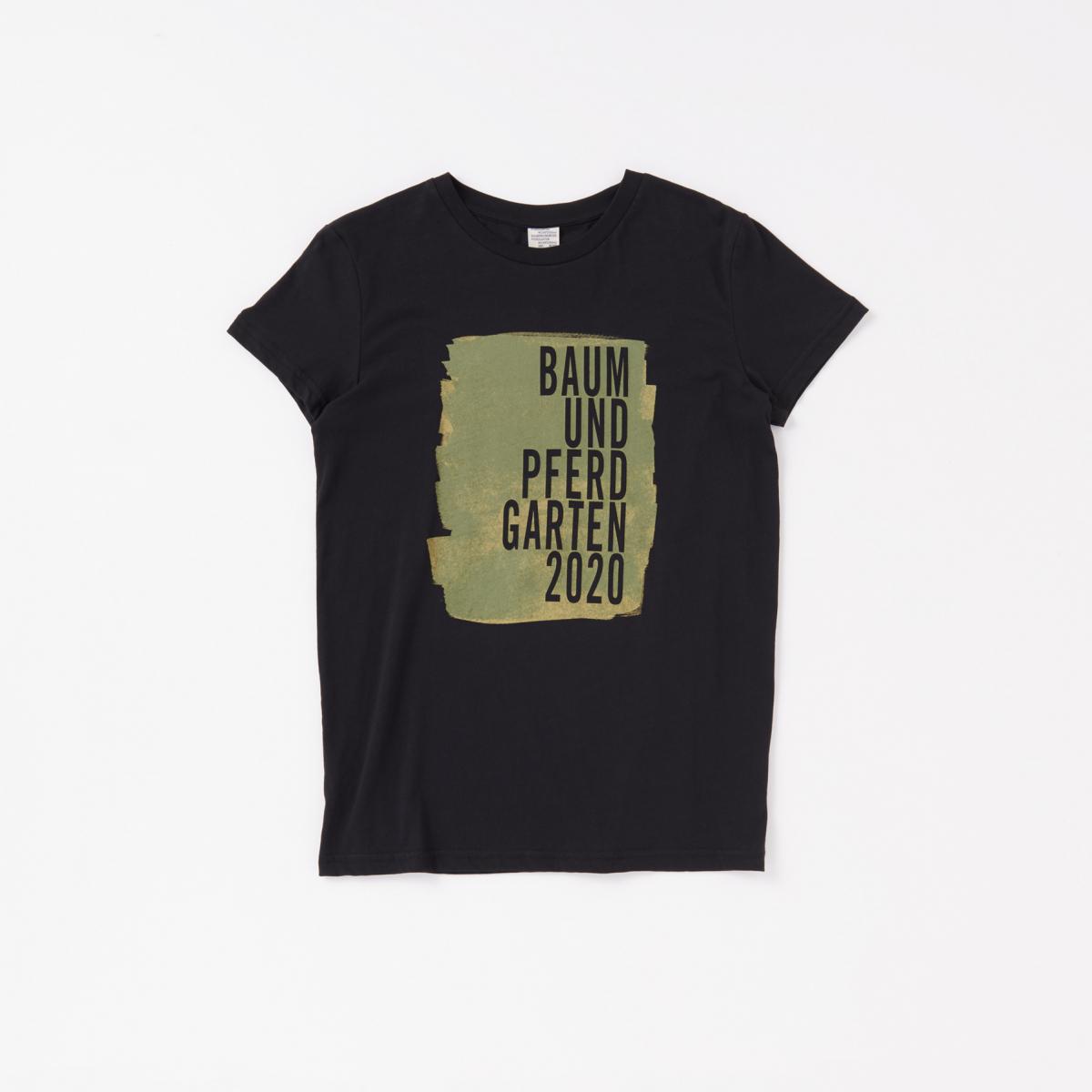 ブランドの魅力が詰まったロゴTシャツ【バウム・ウンド・ヘルガーテン】