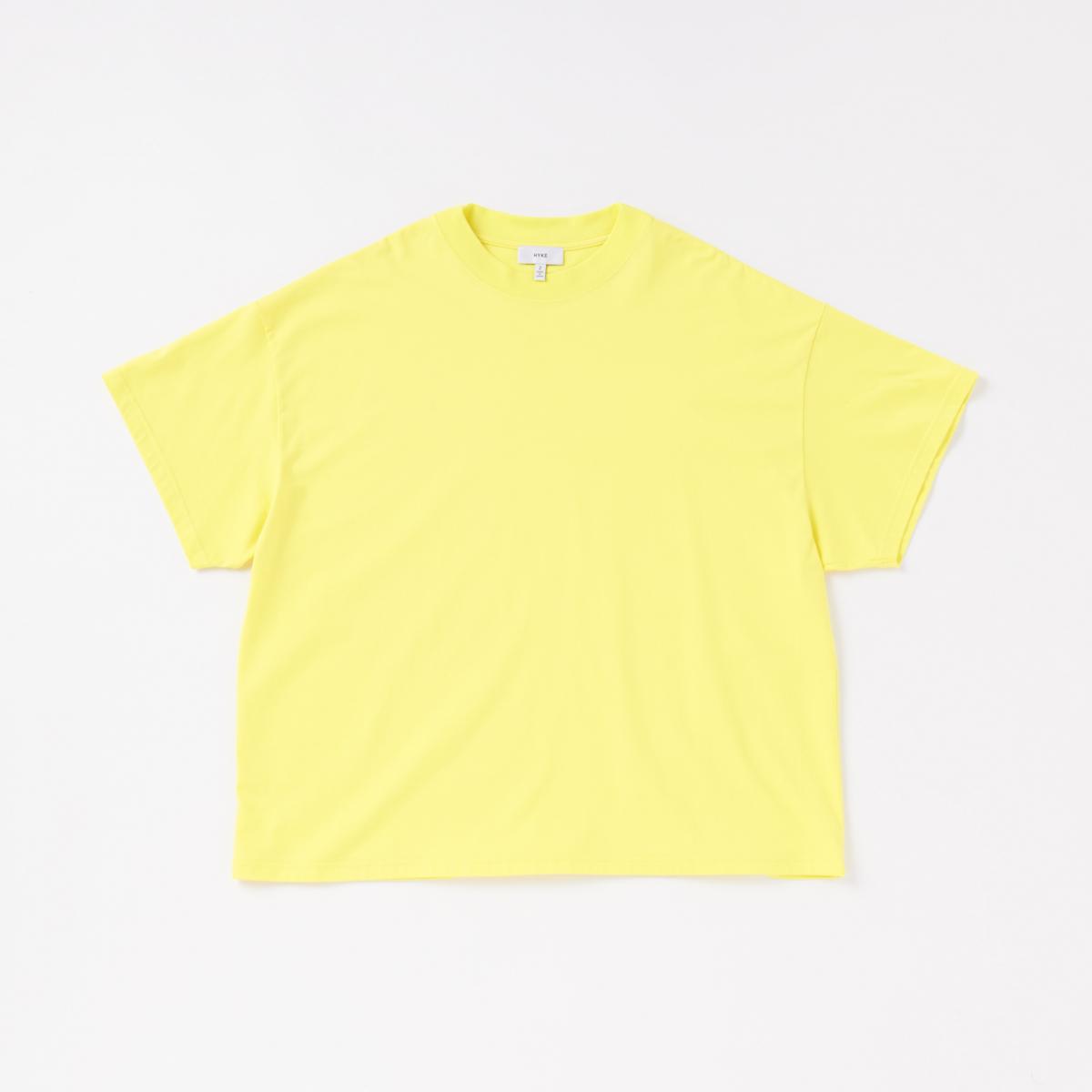 シルエットが秀逸な定番Tシャツ【ハイク】