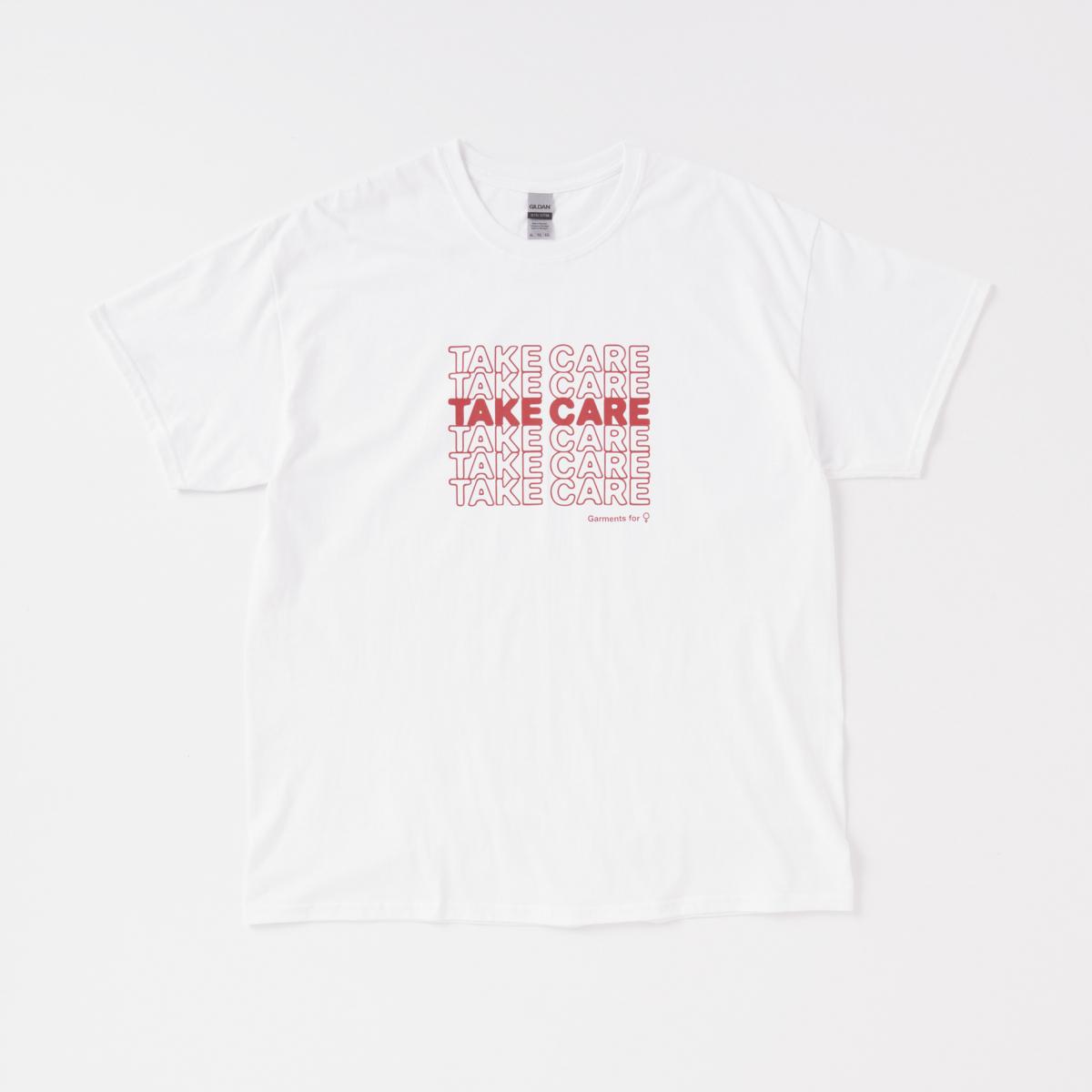 """""""TAKE CARE""""のメッセージを胸に刻んで【メゾンスペシャル】"""