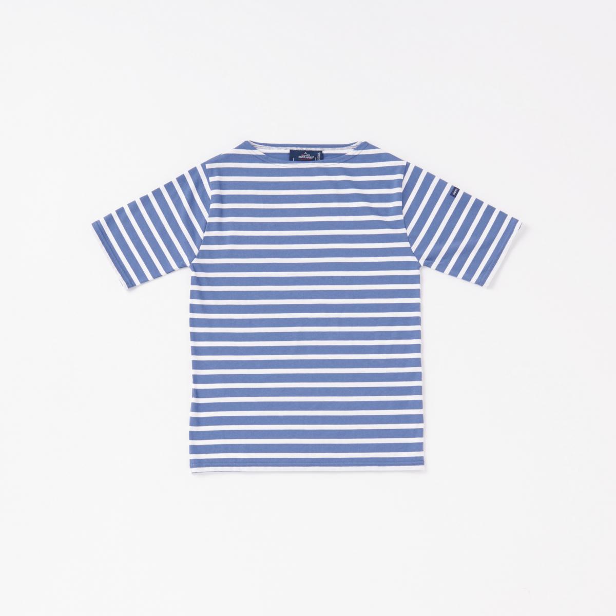 夏を呼び込むマリンなTシャツ【セント ジェームス】