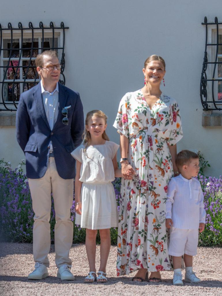 スウェーデンのヴィクトリア妃一家/自身の愛を貫いた王女