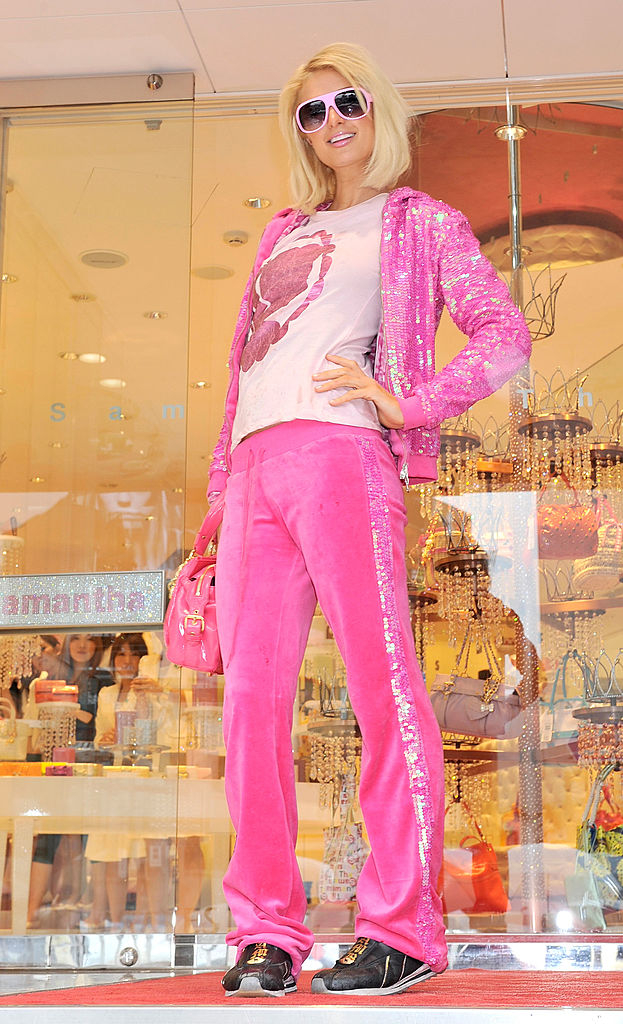【2008年】来日はピンク&キラキラで独自のオーラを大放出