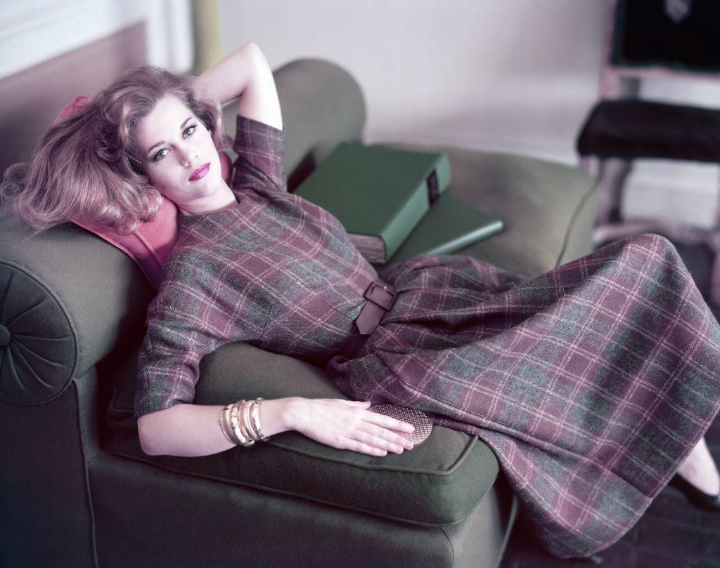 2世セレブの先駆け!1950年代は 雑誌モデルとして活躍