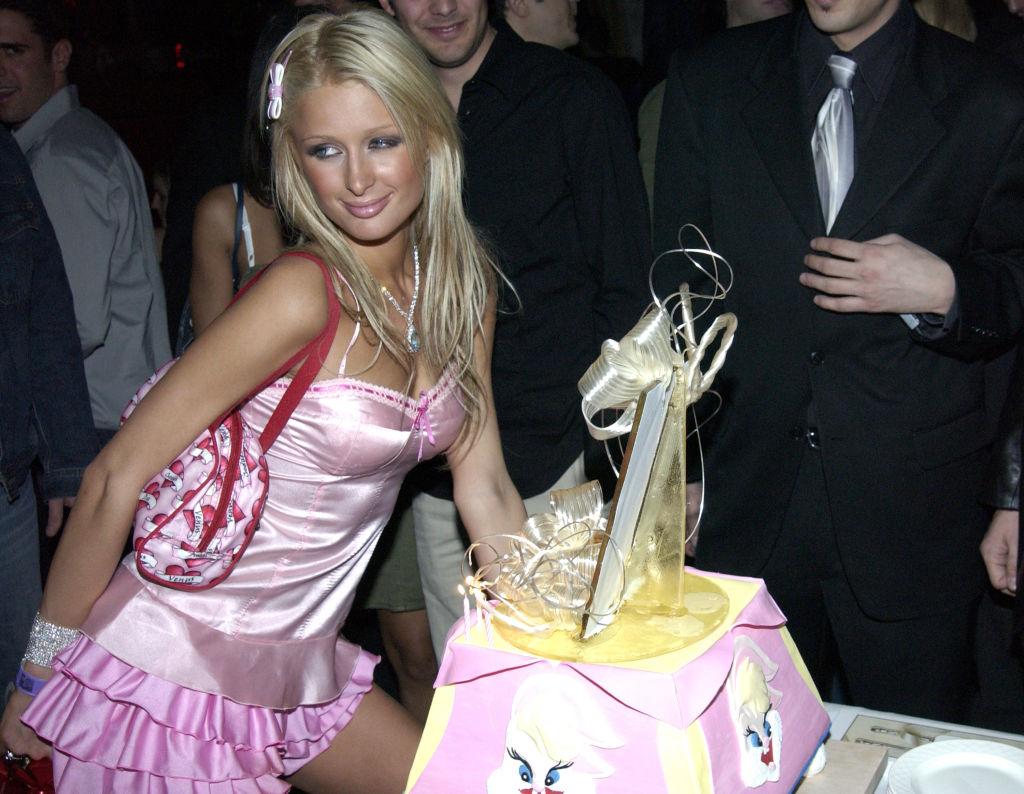 【2003年】22歳の誕生日パーティはプリンセス風に?