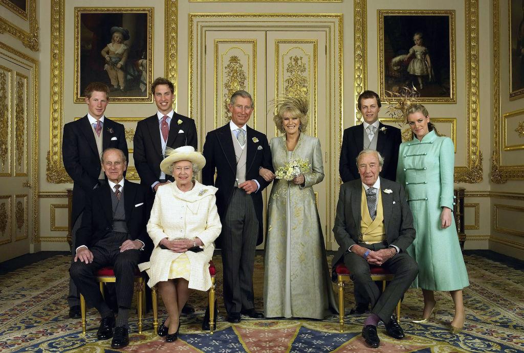 エリザベス女王一家/ロイヤルファミリーの代表格