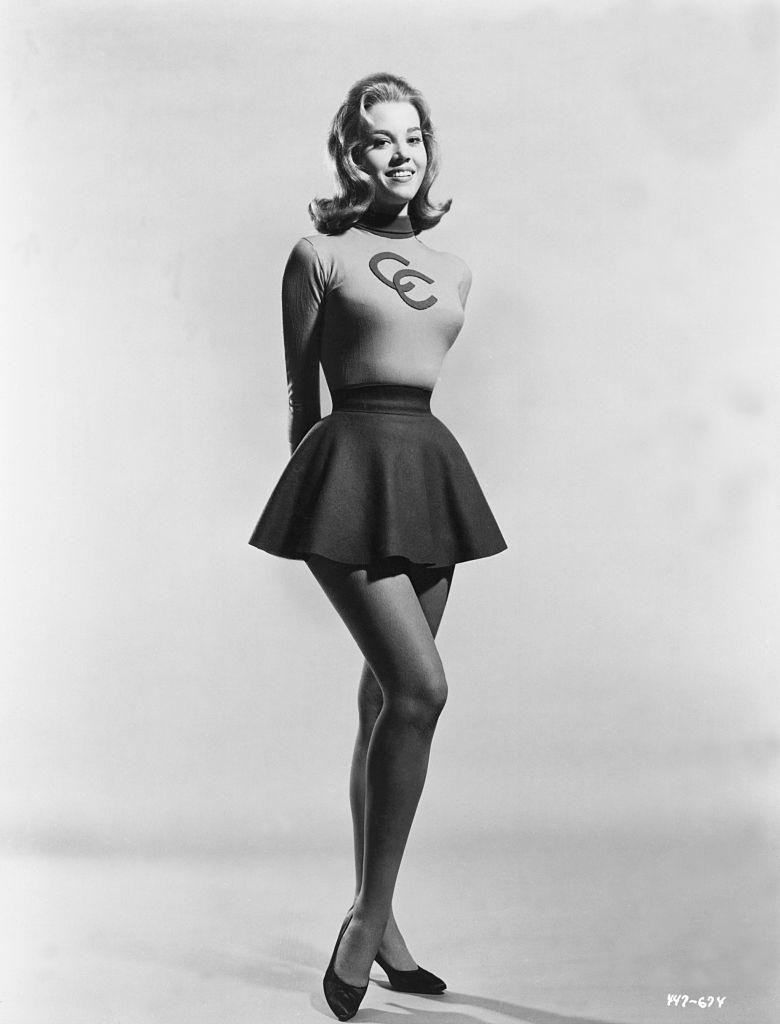 1960年、鮮烈なスクリーンデビューを果たす