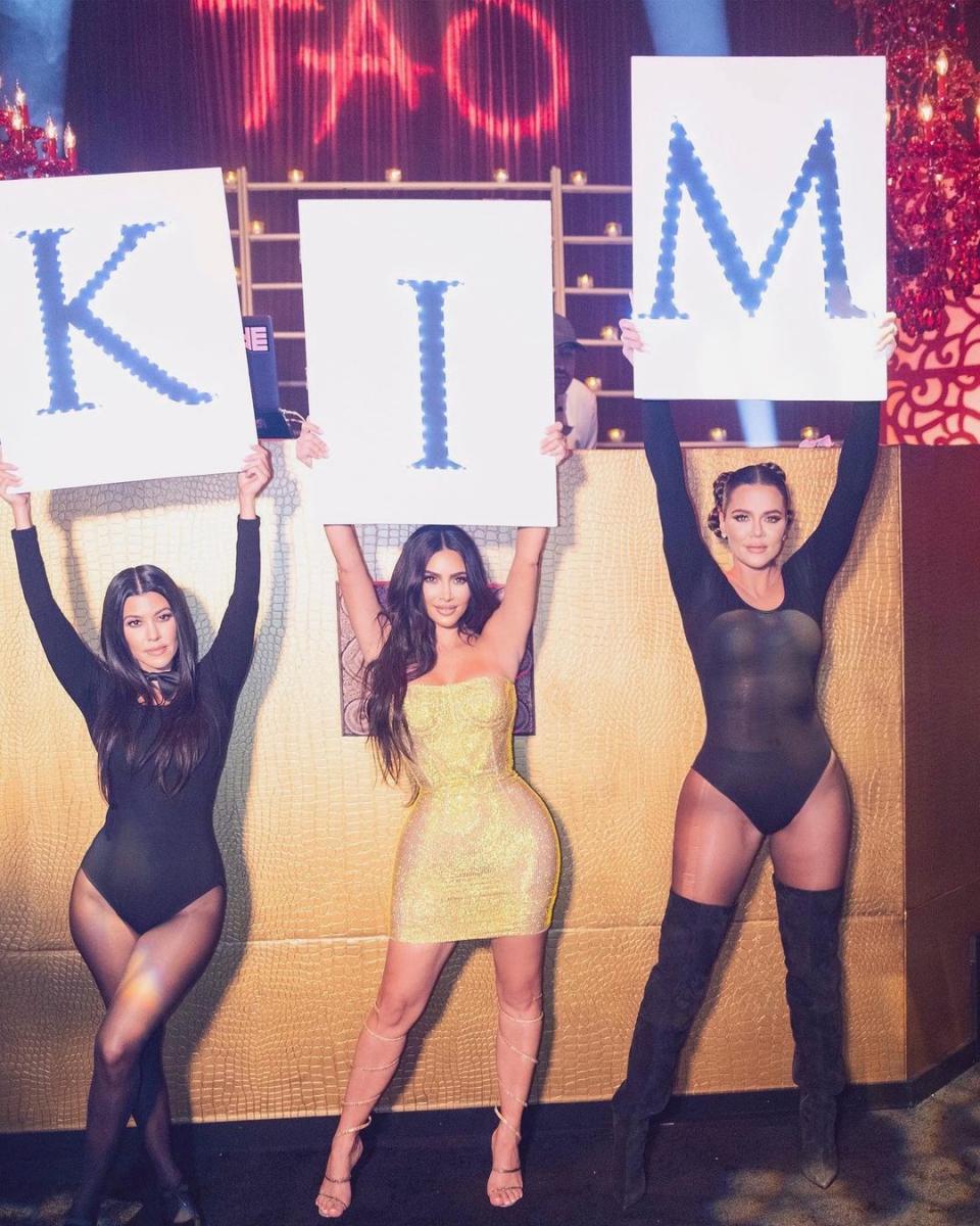Photo:Instagram(kimkardashian)