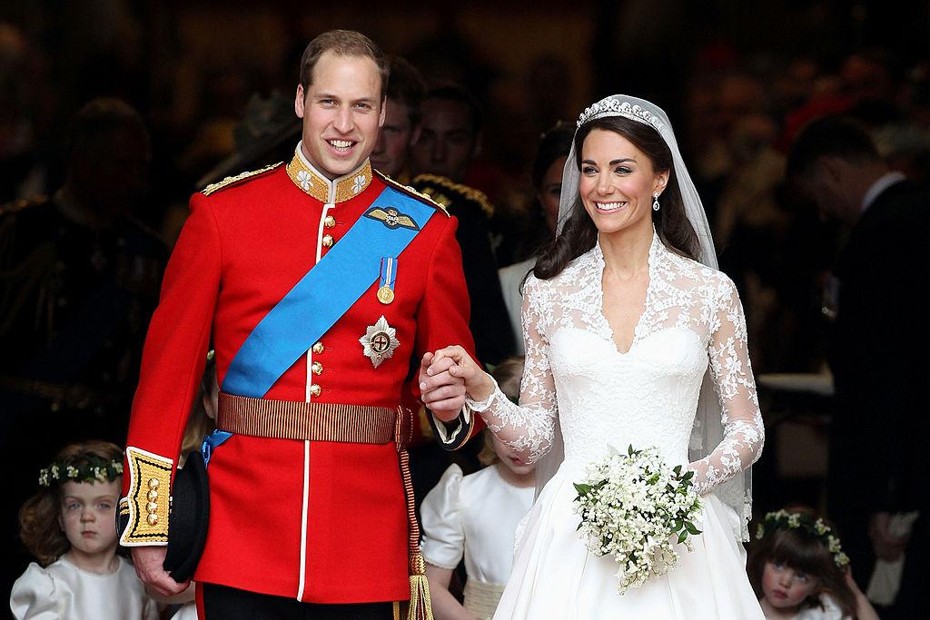 ウィリアム王子&キャサリン妃