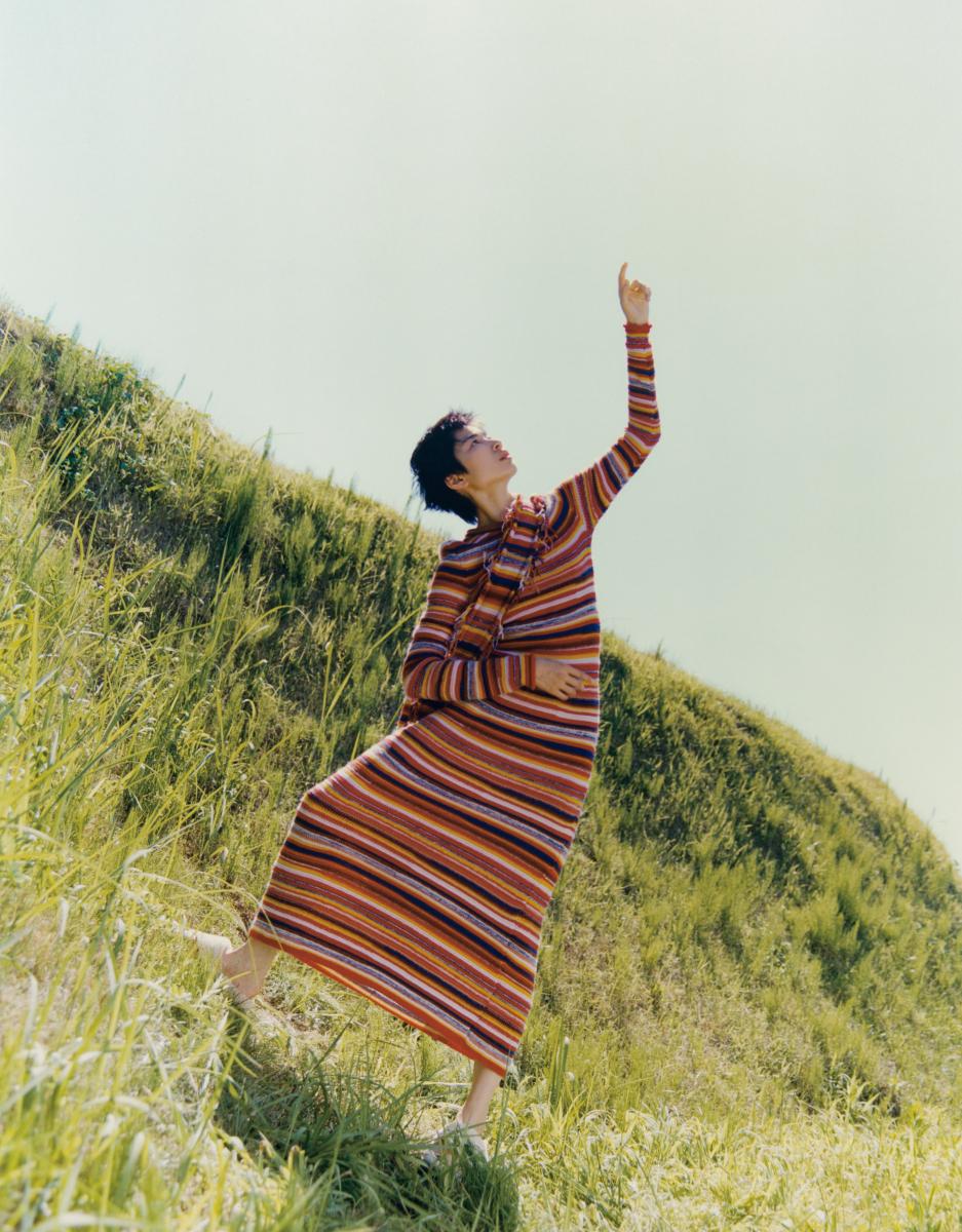 自然あふれる場所で、瞑想時間をつくる