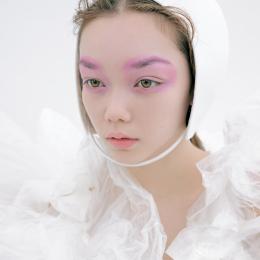 透明感を引き立てる二層ピンク【ARTしてBEAUTY vol.7】