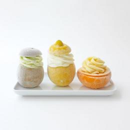 夏はやっぱりこれ! フレッシュフルーツのアイス&シャーベット