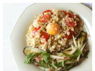 ダイエット効果あり? 夕食時の主食をお米から押麦へ #深夜のこっそり話 #761