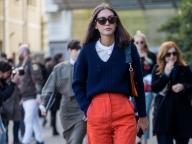 紺×オレンジの組み合わせをリフレイン