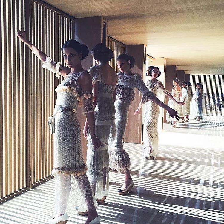 f3f3a672e726f シャネルのショーの舞台はミニマルなドールハウス! - ファッション特集 ...