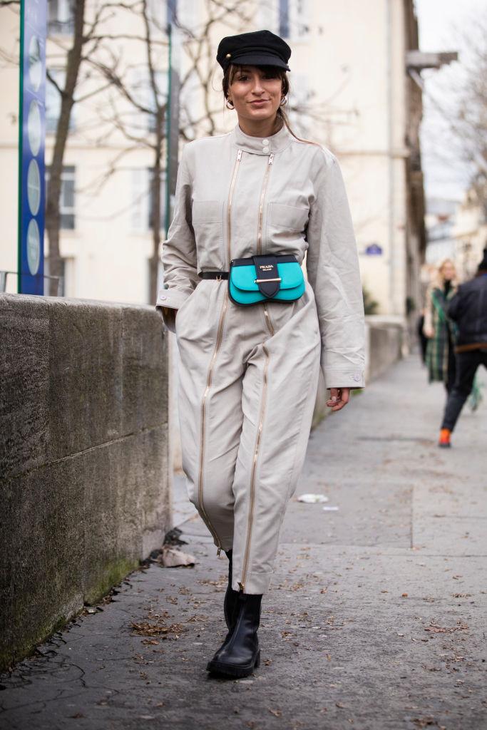 ワークスタイルを都会的に変えるベルトバッグ