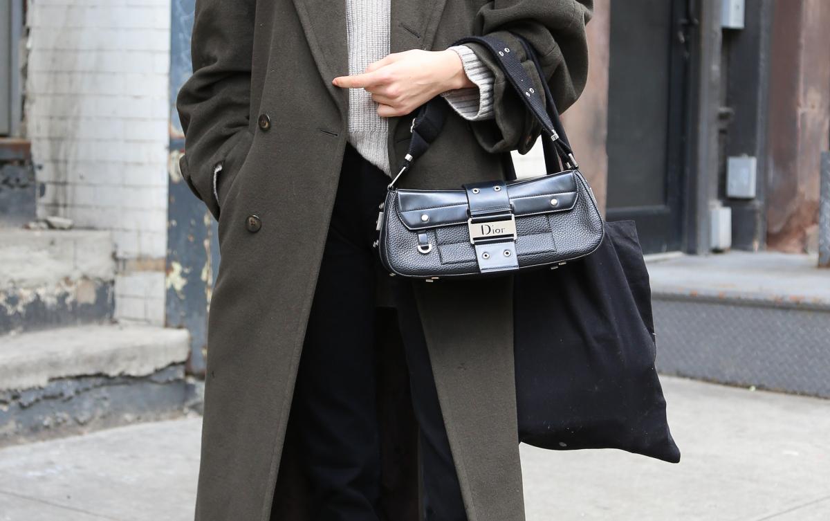 リュクスなムードを運ぶディオールのバッグ