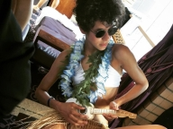 人気のトムボーイモデルがハワイアンガールに!