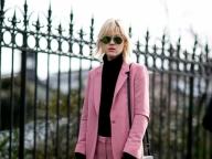 ピンクをこよなく愛するブロガーのセットアップスタイル