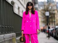 永遠の定番、ピンクを今年らしく着る
