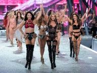 人気モデルが勢ぞろい! 「ヴィクトリアズ・シークレット」ファッションショー2016