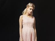 等身大の自分を輝かせる最旬ピンクドレス