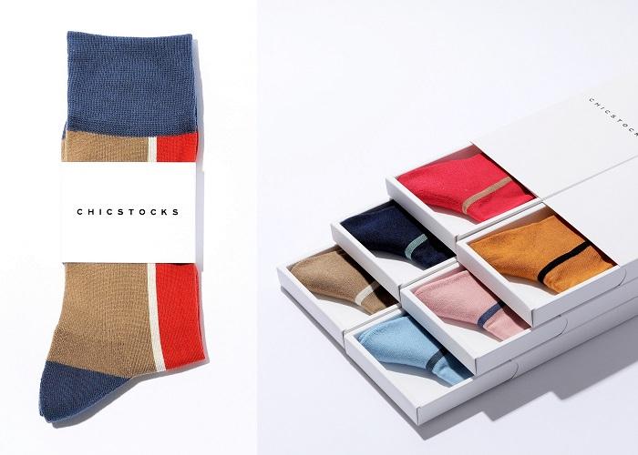 靴下国内シェア№1の奈良県で作るモードなソックス