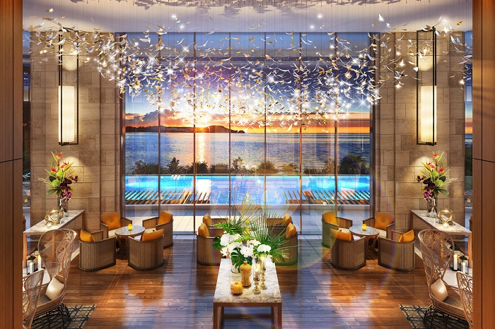 【グアム/ザ ツバキ タワー】伝統×モダンを発信するラグジュアリーホテルが新春オープン