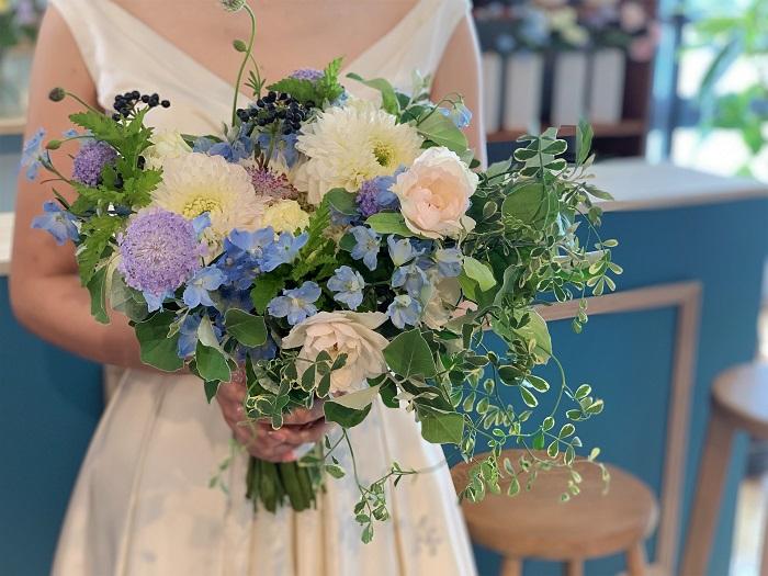 【ex.flower shop & laboratory/花とコーヒーと、ギフトを求めて】