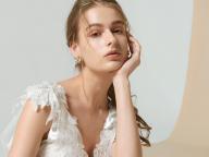 テーマはロマンティシズム!「メゾンランデブー」がセカンドドレスコレクションを発表