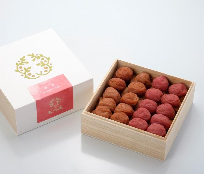 紅白の彩りで魅せる、江戸時代から続く梅作り