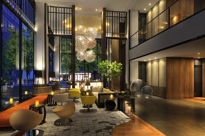 【横浜/ハイアットリージェンシー横浜】恋人たちの街に新たなシンボルとなるホテルが誕生