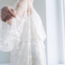 日常の延長線上にある、心地よいドレスを提案するサロンを「THE WEDDING DAYS.」がオープン
