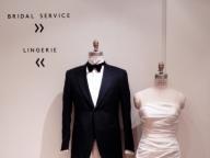 【BARNEYS NEW YORK】信頼のショップで見つけるシンプルシックな花嫁像