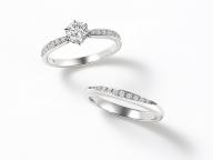 名門ダイヤモンドジュエラーのロイヤル・アッシャーが新作ブライダルリングを発表