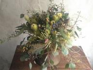 花材のセレクトが鍵になる、秋の世界観を描くブーケ集