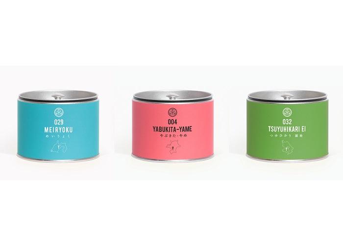スタイリッシュな缶に込める江戸時代から続く煎茶の旨味