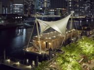 開放的な運河が晴れ舞台! 船上イベントスペース・T-LOTUS Mで1日1組限定ウェディングがスタート