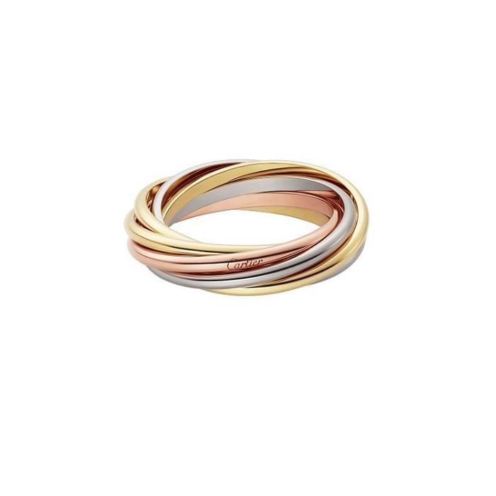 ダイバーシティの時代に欲しい多面的なリング【Cartier】