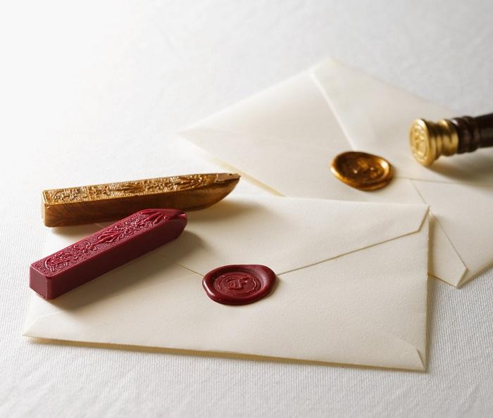 【New topic.05 結婚報告のカードを送ろう】