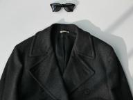 ぶかぶかのコートと「あぶない刑事」