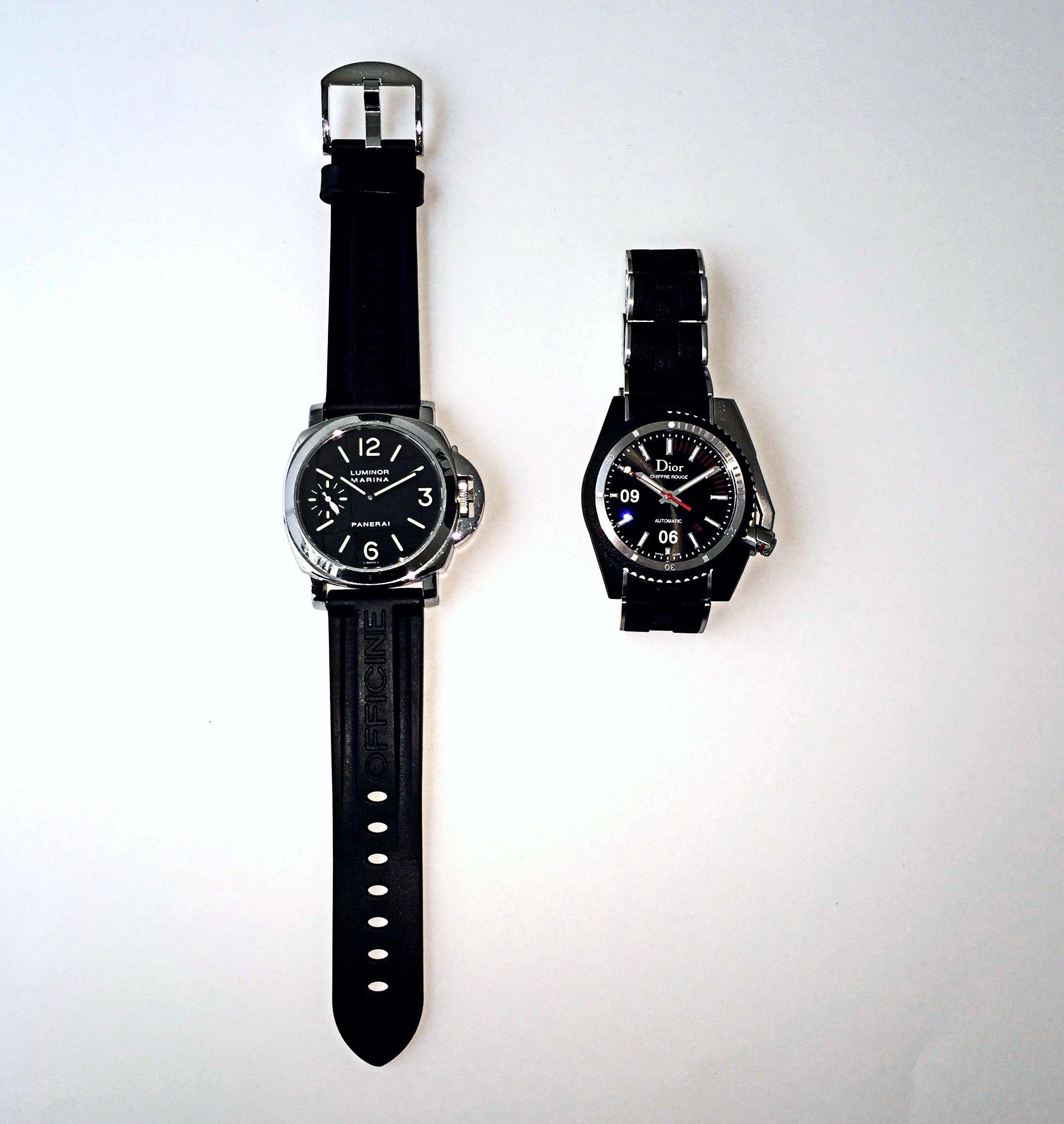 1a79465aadc8 黒い時計と『黒い時計の旅』 - 編集長山崎の「ファッション横滑り」 | SPUR