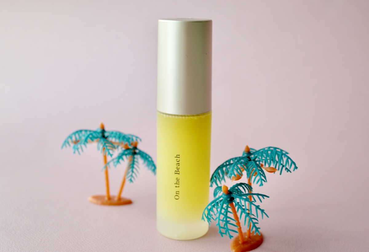 uka hair oil mist On the Beach  50ml・\3,500(税別)/ウカ