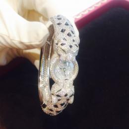#11 Cartier(カルティエ)、パンテールの可愛いが凄いの件