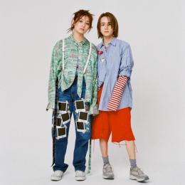 吉川愛さん&板垣李光人さんの即興おしゃれセッション!