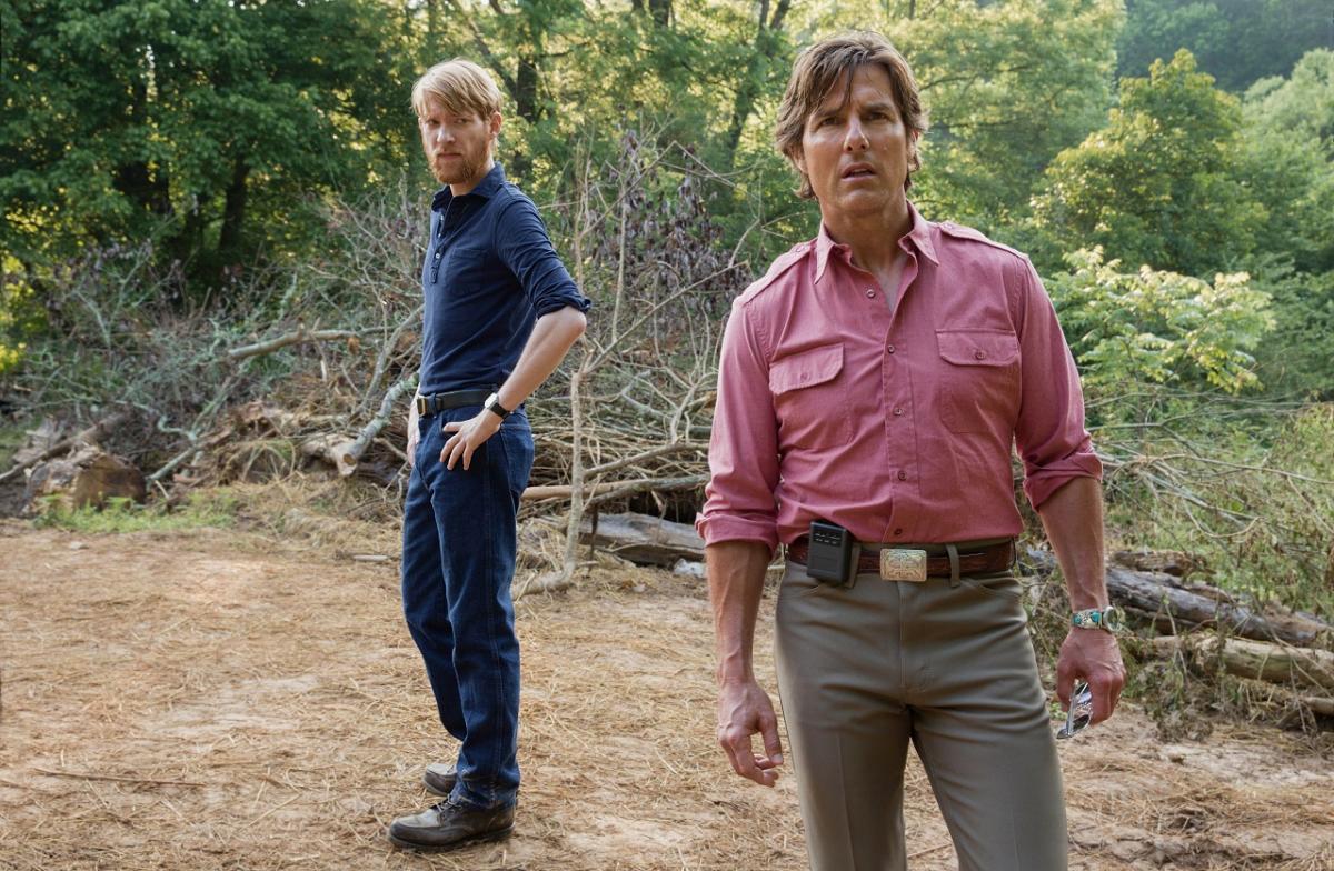 『バリー・シール/アメリカをはめた男』 10月21日(土)全国公開 © Universal Pictures