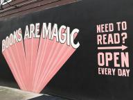 ニューヨークの可愛い書店「ブックス・アー・マジック」